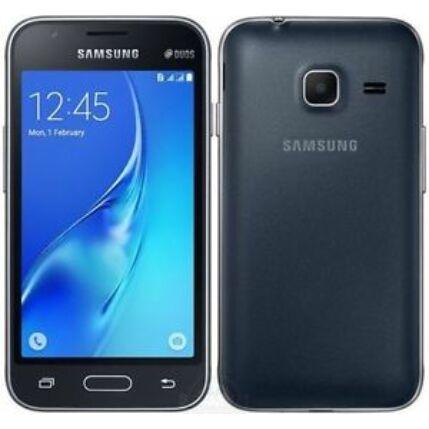 Mobiltelefon, Samsung J105H Galaxy J1 Mini DualSIM, fekete