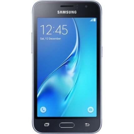 Mobiltelefon, Samsung J120FZ Galaxy J1 2016 LTE, fekete