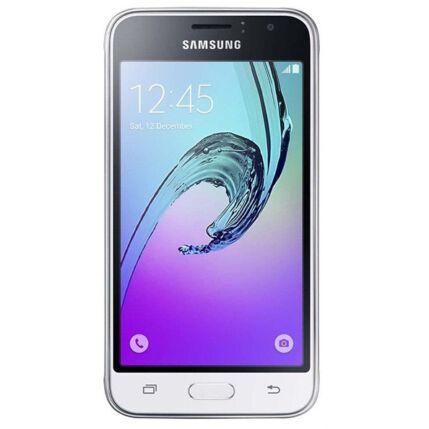 Mobiltelefon, Samsung J120H Galaxy J1 2016 DualSIM, fehér