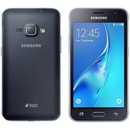 Mobiltelefon, Samsung J120H Galaxy J1 2016 DualSIM, fekete