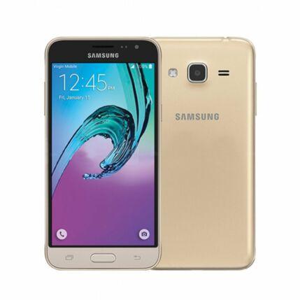 Mobiltelefon, Samsung J320F Galaxy J3 2016 DualSIM, arany
