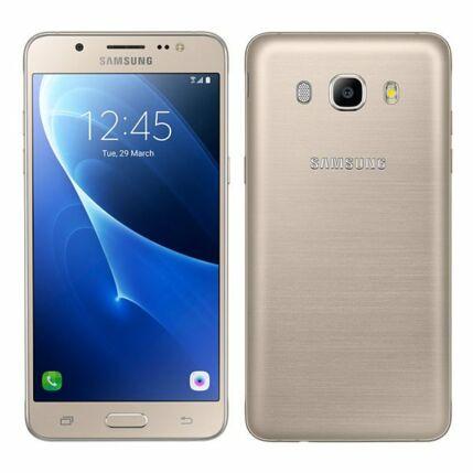 Mobiltelefon, Samsung J510F Galaxy J5 2016 DualSIM, arany