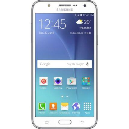 Mobiltelefon, Samsung J700 Galaxy J7 DualSIM, fekete