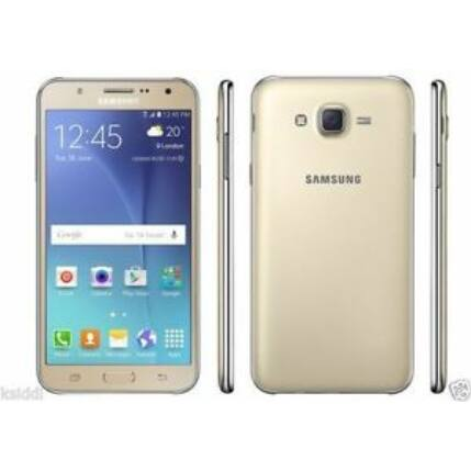 Mobiltelefon, Samsung J700H Galaxy J7 DualSIM, arany