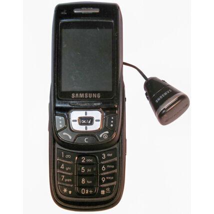 Mobiltelefon, Samsung D500 (Bontott)