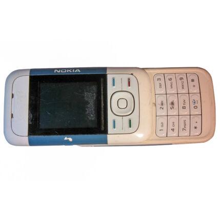 Mobiltelefon, Nokia 5200 (Bontott)