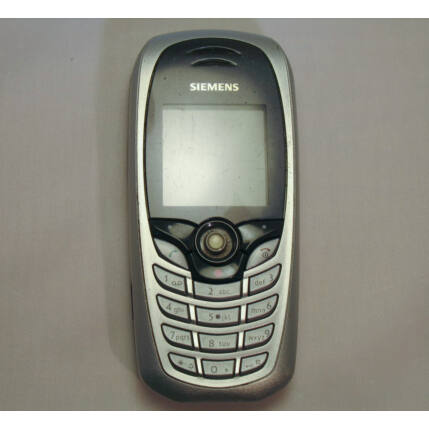 Mobiltelefon, Siemens C72 (Bontott)
