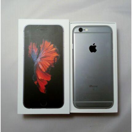 Mobiltelefon, Apple iPhone 6S 32GB (Bontott), szürke