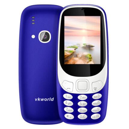 Mobiltelefon, Vkworld Z3310, sötétkék