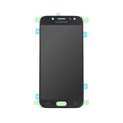 Samsung J530 Galaxy J5 2017, LCD kijelző érintőplexivel, fekete