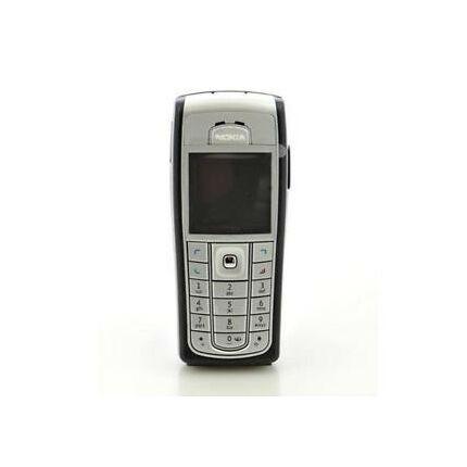 Mobiltelefon, Nokia 6230 (Bontott), ezüst