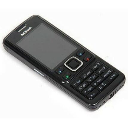 Mobiltelefon, Nokia 6300 (Bontott, felújított), fekete