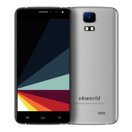 Mobiltelefon, Vkworld S3, ezüst