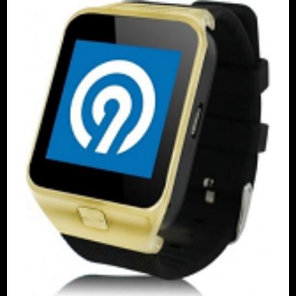 Okosóra, Ninetec Smart 9 Bluetooth, arany