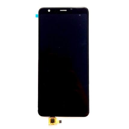 LCD kijelző, Asus ZB570TL ZenFone Max Plus érintőplexivel, fekete