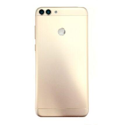 Akkufedél, Huawei P Smart, Enjoy 7S, arany
