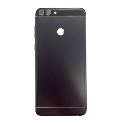 Akkufedél, Huawei P Smart, Enjoy 7S, fekete