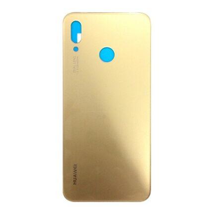Akkufedél, Huawei P20 Lite, arany