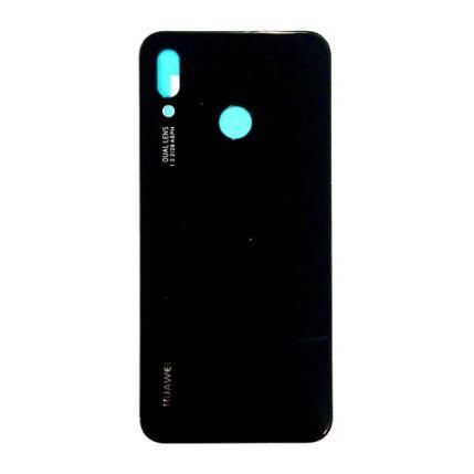 Akkufedél, Huawei P20 Lite, fekete