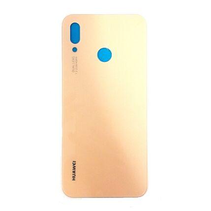 Akkufedél, Huawei P20 Lite, rózsaszín