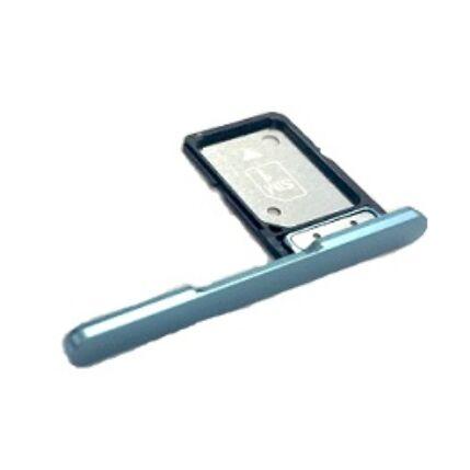 SIM tartó, Sony Xperia XA2 H3113, Sony Xperia XA2 Dual H4113, kék