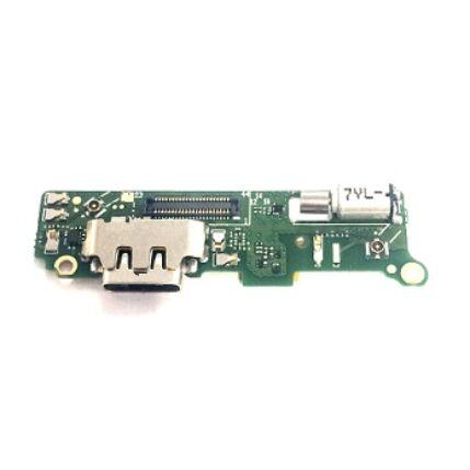 Rendszercsatlakozó, Sony Xperia XA2 H3113, Sony Xperia XA2 Dual H4113 (mikrofon, rezgő)