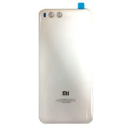 Akkufedél, Xiaomi Mi6, fehér