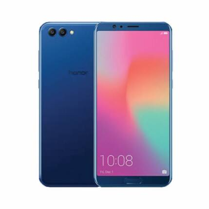 Huawei Honor 10 64GB DualSIM, (Kártyafüggetlen 1 év garancia), Mobiltelefon, kék