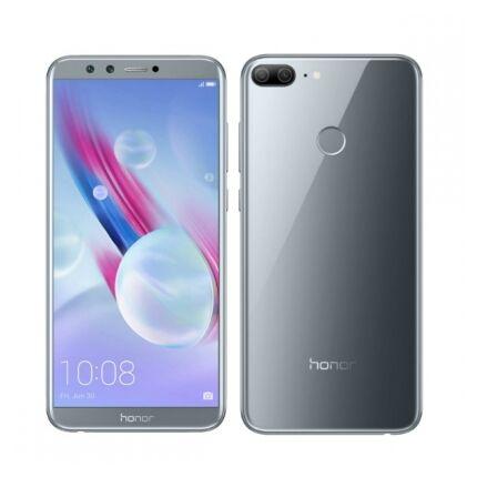 Mobiltelefon, Huawei Honor 10 64GB DualSim, kártyafüggetlen, 1 év garancia, szürke