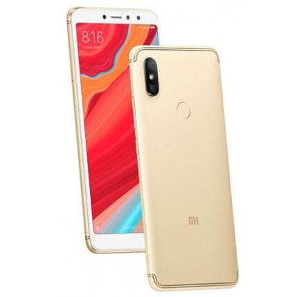 Mobiltelefon, Xiaomi Redmi S2 Dual Sim 64GB Kártyafüggetlen, 1 év garancia, arany