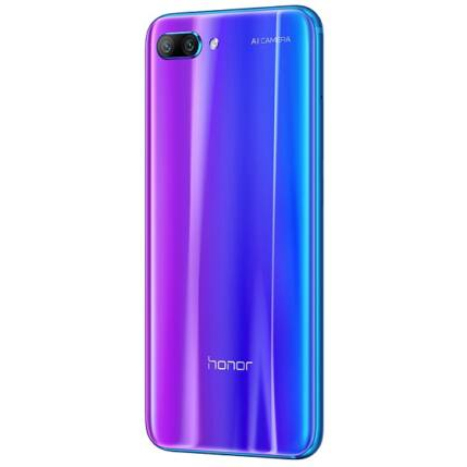 Akkufedél, Huawei Honor 10, kék