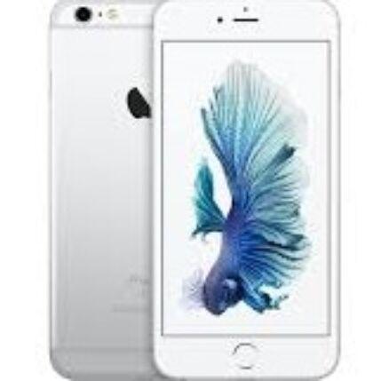 Mobiltelefon, Apple iPhone 6S Plus 32GB Kártyafüggetlen,1 év garancia, ezüst