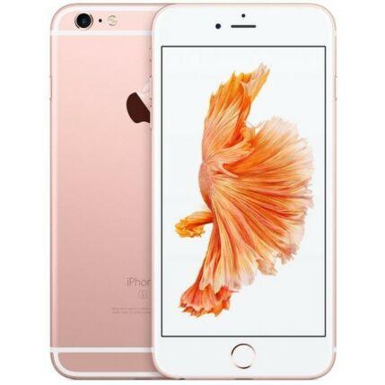 Mobiltelefon, Apple iPhone 6S Plus 32GB Preowned, Kártyafüggetlen,1 év garancia, rose gold