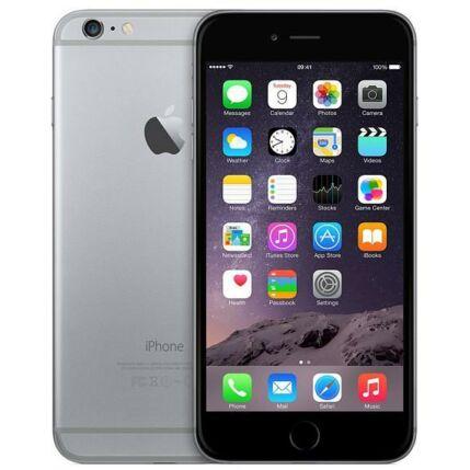 Mobiltelefon, Apple iPhone 6S Plus 32GB kártyafüggetlen,1 év garancia, szürke