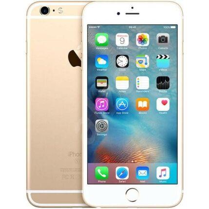 Mobiltelefon, Apple iPhone 6S Plus 64GB Használt, Kártyafüggetlen,1 hónap garancia, arany