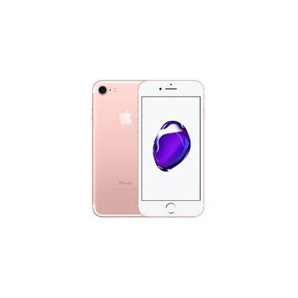 Mobiltelefon, Apple iPhone 7 32GB kártyafüggetlen, 1 év garancia, rose gold