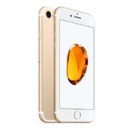Mobiltelefon, Apple iPhone 7 32GB kártyafüggetlen, 1 év garancia, arany