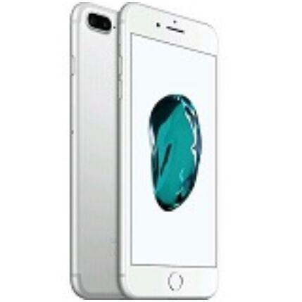 Apple iPhone 7 32GB, (Kártyafüggetlen 1 év garancia), Mobiltelefon, ezüst
