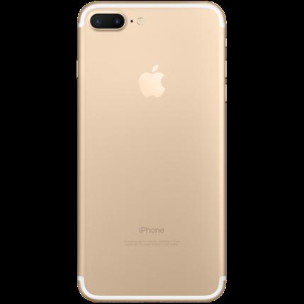 Mobiltelefon, Apple iPhone 7 Plus 128GB Preowned, kártyafüggetlen, 1 év garancia, arany