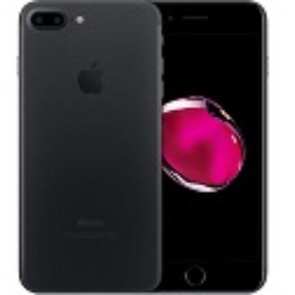 Mobiltelefon, Apple iPhone 7 Plus 128GB kártyafüggetlen, 1 év garancia, fényes fekete (jet black)