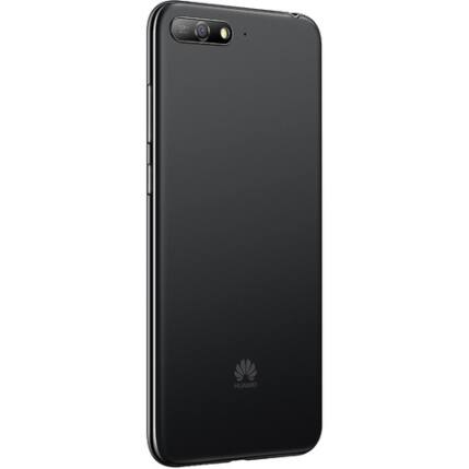 Mobiltelefon, Huawei Y6 Prime 2018 32GB DualSim, Kártyafüggetlen, 1+1 év garancia, fekete