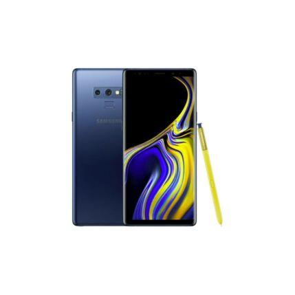 Samsung N960 Galaxy Note 9 128GB DualSIM, (Kártyafüggetlen 1+1 év garancia), Mobiltelefon, kék