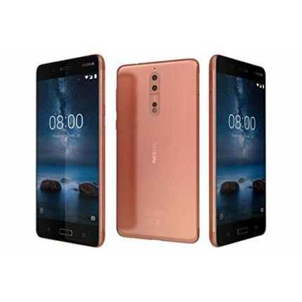 Mobiltelefon, Nokia 6.1 32GB LTE DualSim, Kártyafüggetlen, 1+1 év garancia, copper