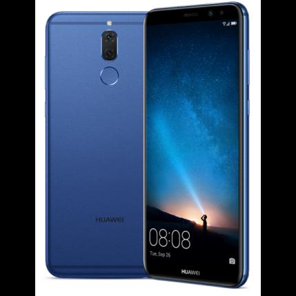 Mobiltelefon, Huawei Mate 10 Lite 64GB DualSim, kártyafüggetlen, 1+1 év garancia, kék