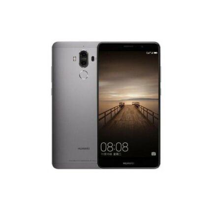 Mobiltelefon, Huawei Mate 9 64GB LTE, kártyafüggetlen, 1+1 év garancia, szürke