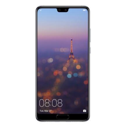 Huawei P20 4G LTE 128GB, (Kártyafüggetlen 1 év garancia), Mobiltelefon, fekete