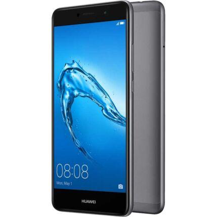 Mobiltelefon, Huawei Y7 16GB DualSim, Kártyafüggetlen 1+1 év garancia, szürke