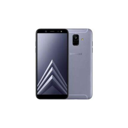 Samsung A600 Galaxy A6 32GB DualSIM, (Kártyafüggetlen 1+1 év garancia), Mobiltelefon, levendula