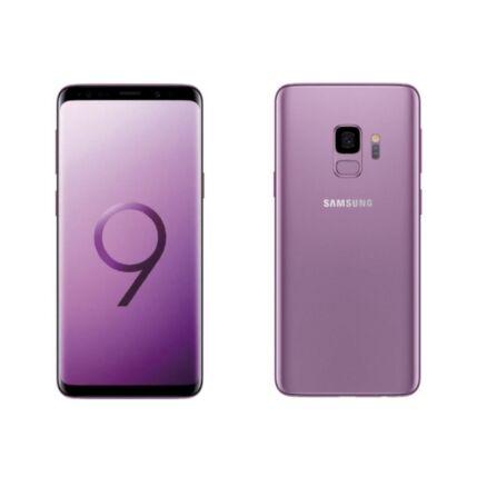 Samsung G960 Galaxy S9 64GB DualSIM, (Kártyafüggetlen 1 év garancia), Mobiltelefon, lila