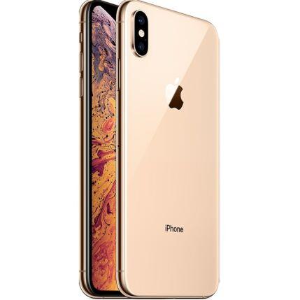 Apple iPhone XS Max 512GB, (Kártyafüggetlen 1 év garancia), Mobiltelefon, arany